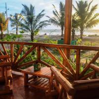 Seaside Garden Lodge Mompiche, hotel em Mompiche