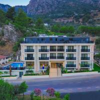 AMOSSİA Elite Boutique Hotel, готель у Мармарісі