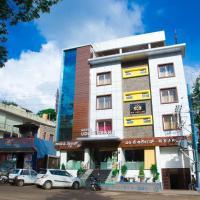 M K arcade hotel, hotel in Chikmagalūr