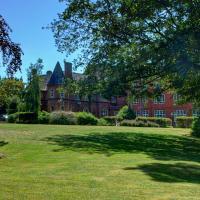 Best Western Abbots Barton Hotel, hotel in Canterbury
