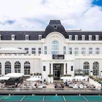 Cures Marines Trouville Hôtel Thalasso & Spa - MGallery by Sofitel, hotel in Trouville-sur-Mer