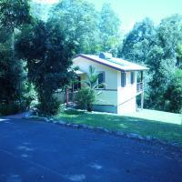 Teretre Cabins Nimbin, hotel in Nimbin