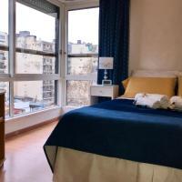 Apartamento Bulnes y Calle Corrientes