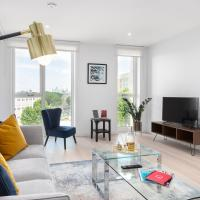 Two Bed Serviced Apt in Levy Building, Heygate Street