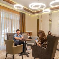 Royal Plus Hotel, hotel v destinaci Almaty