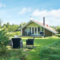 Two-Bedroom Holiday home in Strandby 1