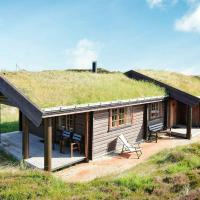 Two-Bedroom Holiday home in Oksbøl 2, hotel in Vejers Strand