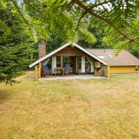 Three-Bedroom Holiday home in Toftlund 8