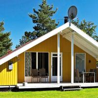 Three-Bedroom Holiday home in Højslev 7