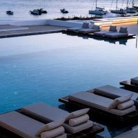 Manoula's Beach Mykonos Resort, hotel ad Agios Ioannis