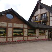 Pensjonat Melaxa, hotel in Węgierska Górka