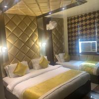 Hotel MMK, hotel in Kānpur