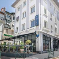 Hôtel Cosmopolitain, hôtel à Biarritz