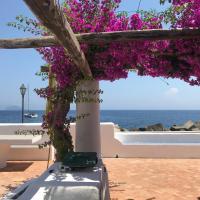 Casa Ondina Corallina, Sulla spiaggia di Lingua, splendida casa in stile Eoliano..., hotel in Lingua