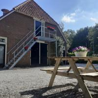 Bedstay-Lemmer apartment with kitchen,bedroom and shower, hotel in Lemmer