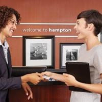 Hampton Inn & Suites Pittsburgh New Stanton PA