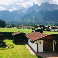"""""""The View Chalet"""" Luxury Garmisch Resort"""
