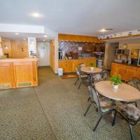 Woodland Inn, hotel em Meadow Lake