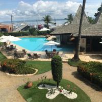 Costa Oeste Marina Flat, 103, Itaparica Ba, hotel in Itaparica Town