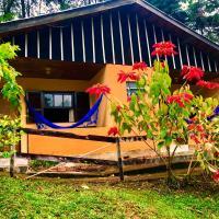 CHALÉS MAGIA DA MONTANHA 2, hotel em Visconde de Mauá