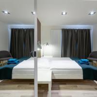 VV hotel & apartments, hôtel à Brno