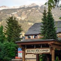 The Blackcomb Lodge, hotel in Whistler