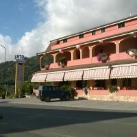 HOTEL LO SVINCOLO, hotell i Falerna