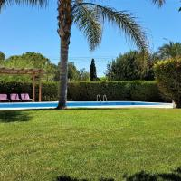 Private Villa with Private Pool and Tennis Court