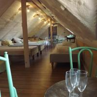Édeske hostel, hotel en Nagymaros