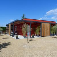Les Lodges - Villa avec spa privatif