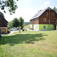 Ferienwohnung Waldmühle, Hotel in Saupsdorf