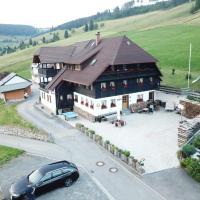 Gästehaus Weilerhof - Apartments, hotel in Todtnauberg