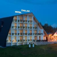 Hotel Žabljak, hotel di Zabljak