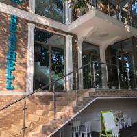 Sea shell hotel, hotel in Vityazevo
