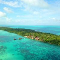 Maratua Seaview Resort, hotel di Maratua Atoll