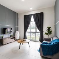 DreamScape Apartment @ Golden Hill