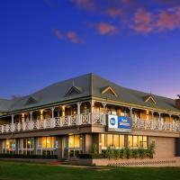 Best Western Sanctuary Inn, hotel in Tamworth