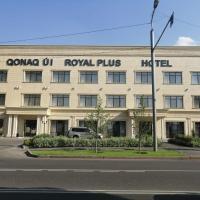 Royal Plus Hotel, отель в Алматы