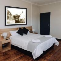 Gunnedah Hotel, hotel em Gunnedah