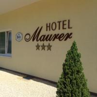 Hotel Maurer, hotel dicht bij: Internationale luchthaven Münster-Osnabrück - FMO, Ladbergen