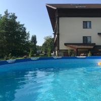 Guest house Podkova, hotel in Dakhovskaya