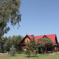 Agroturystyka Ruta nad zalewem Siemianówka, hotel in Łuka