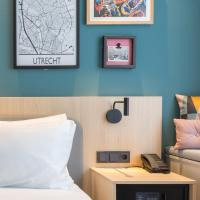 Hampton By Hilton Utrecht Centraal Station, hotel in Utrecht