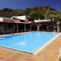 Villa Saracina, hotel in Vulcano
