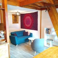 Appartement lumineux avec balcon à Arêches Beaufort