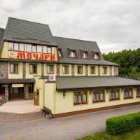 Мочари, отель в городе Богородчаны