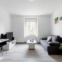 Comfort Stay Basel Airport 1B46, hotel in Saint-Louis