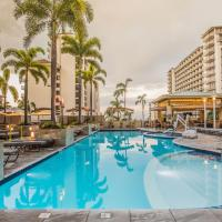 Embassy Suites by Hilton Waikiki Beach Walk (No Resort Charge for stays in 2020)