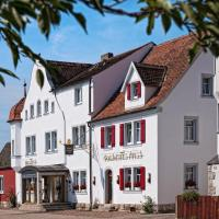 TOP Hotel Goldenes Fass, hotel a Rothenburg ob der Tauber