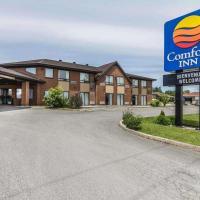 Comfort Inn Thetford Mines, hotel em Thetford Mines
